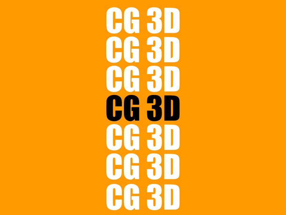 CG 3D