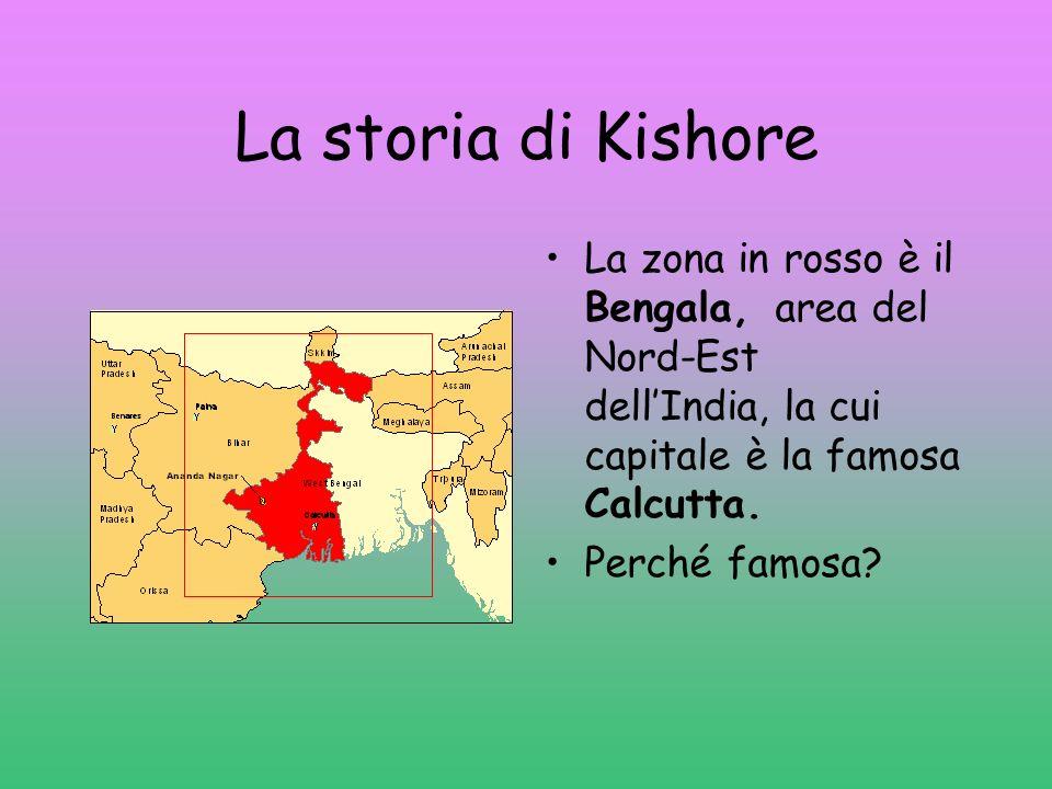 Ma lo vogliamo un mondo così La storia di Kishore La storia di Kishore