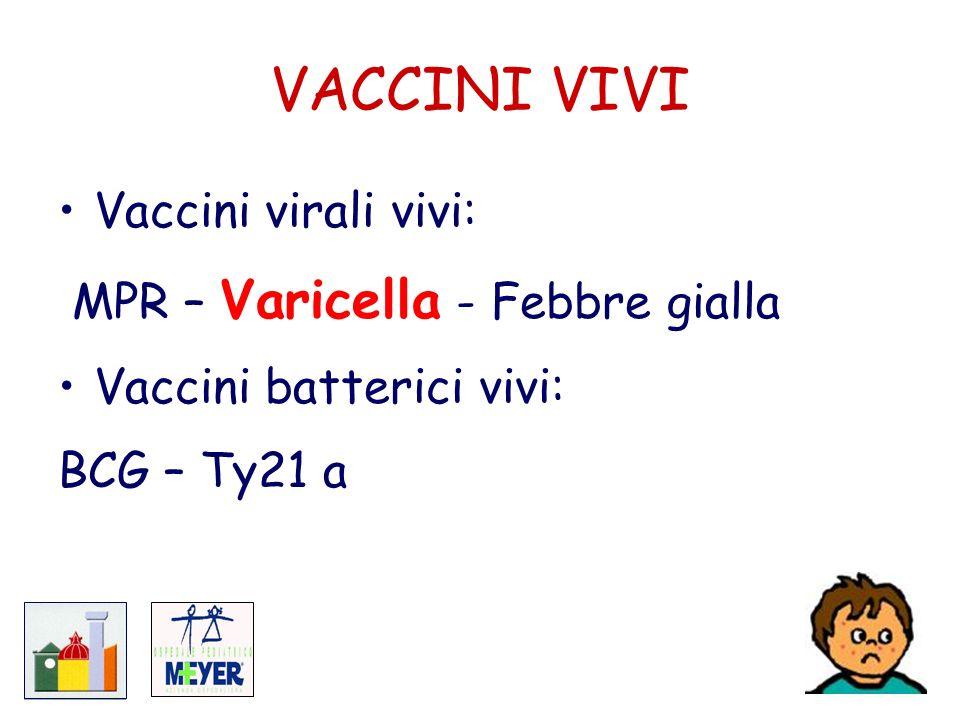 Varicella Vaccino Infezioni invasive da SBEGA Anafilassi Herpes Zooster(<20aa) Trombocitopenia 5,2/100.000 casi 1 caso 14 casi non letali 2,6 casi /100.000dosi 0,3 casi/100.000 dosi 1-2% di chi contrae la malattia 68 casi/100.000 persone l anno