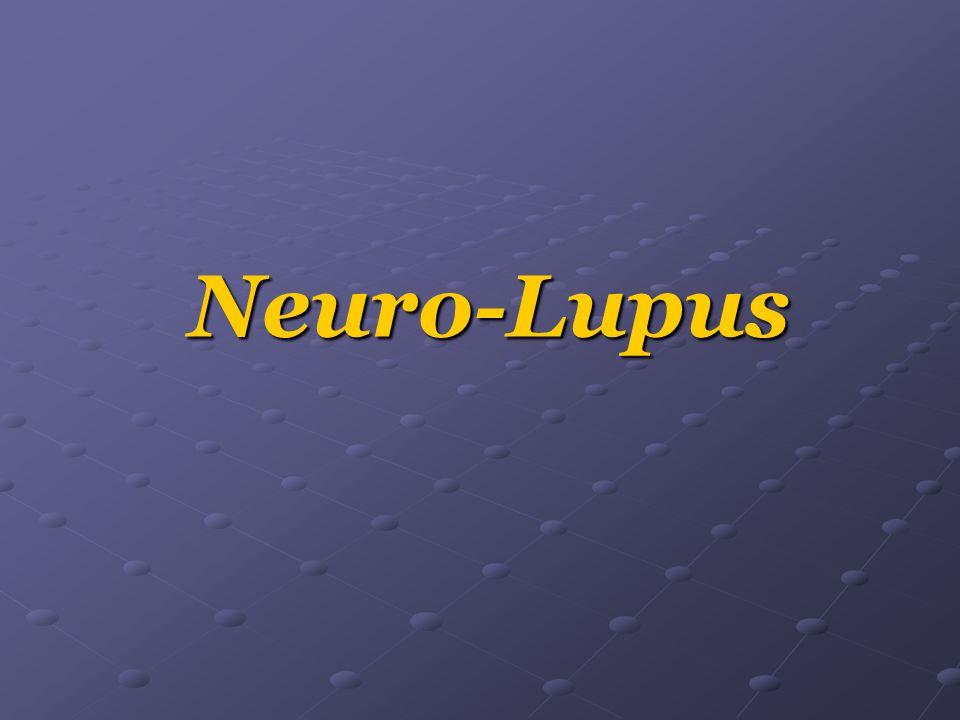 Neuro-Lupus