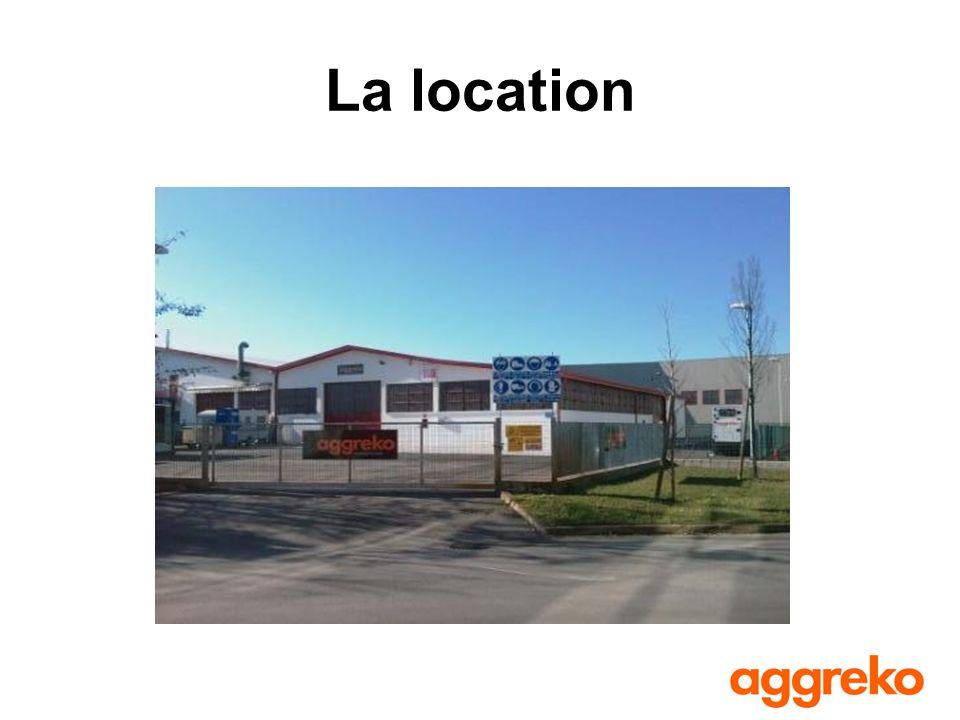 La location