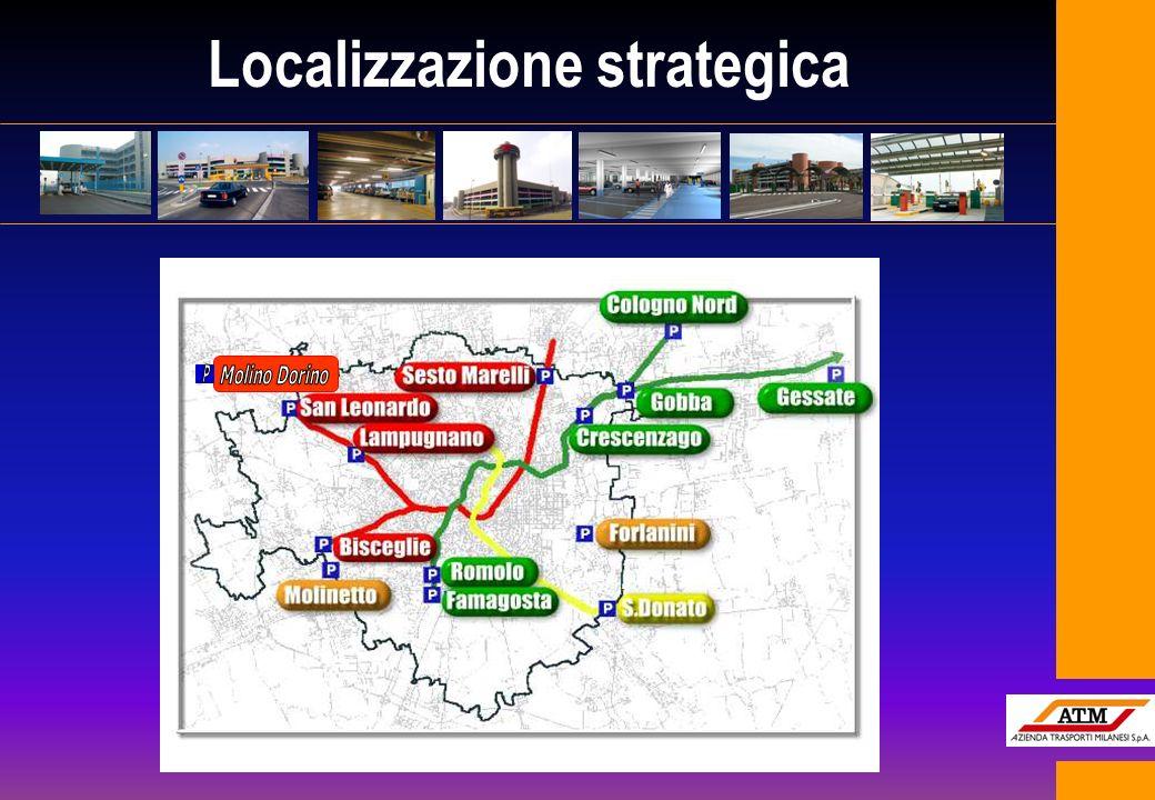Facilità di ingresso/uscita Lampugnano - Nuovo assetto della stazione di S.