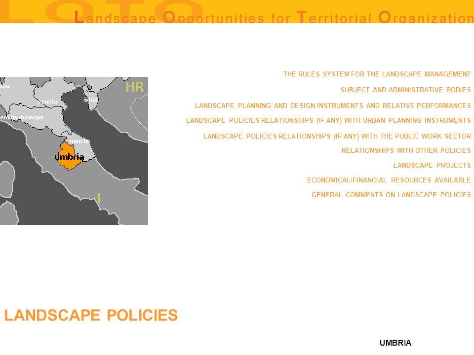 UMBRIA CARTA GEOLOGICA NUMERICA BACK LEGENDA ( stralcio ) DOWNLOAD FULL LEGEND