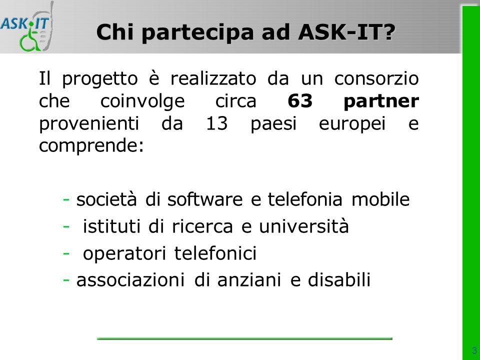 14 Quali informazioni/servizi si possono ottenere.
