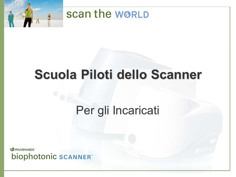 Scuola Piloti dello Scanner Per gli Incaricati
