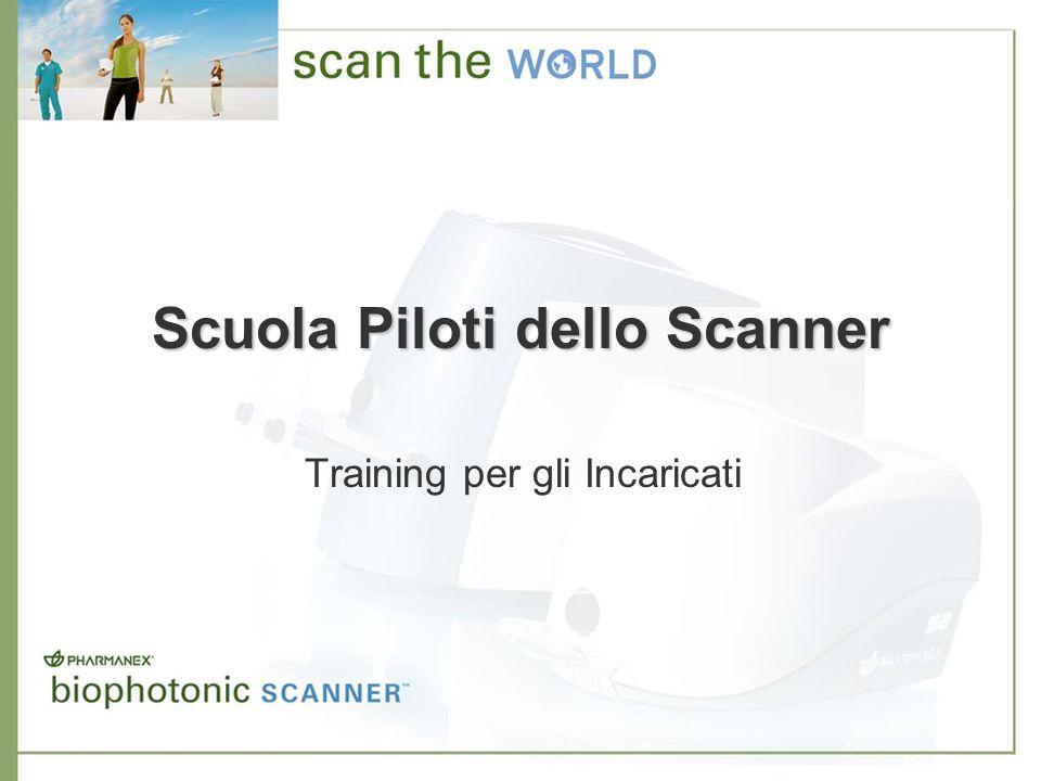 Scuola Piloti dello Scanner Training per gli Incaricati