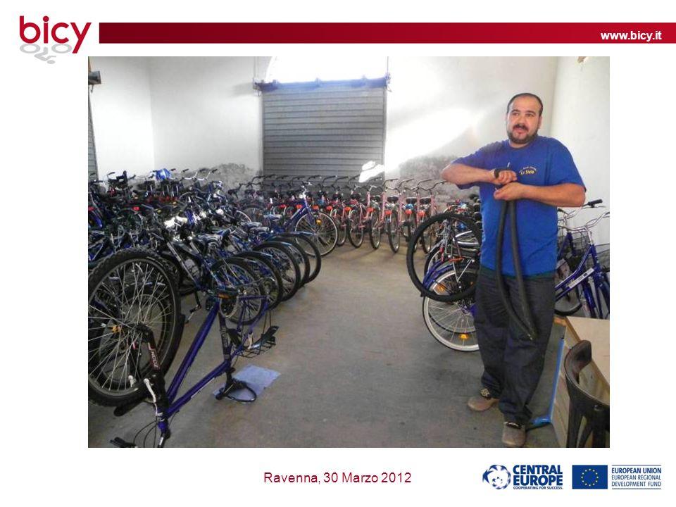 www.bicy.it Ravenna, 30 Marzo 2012