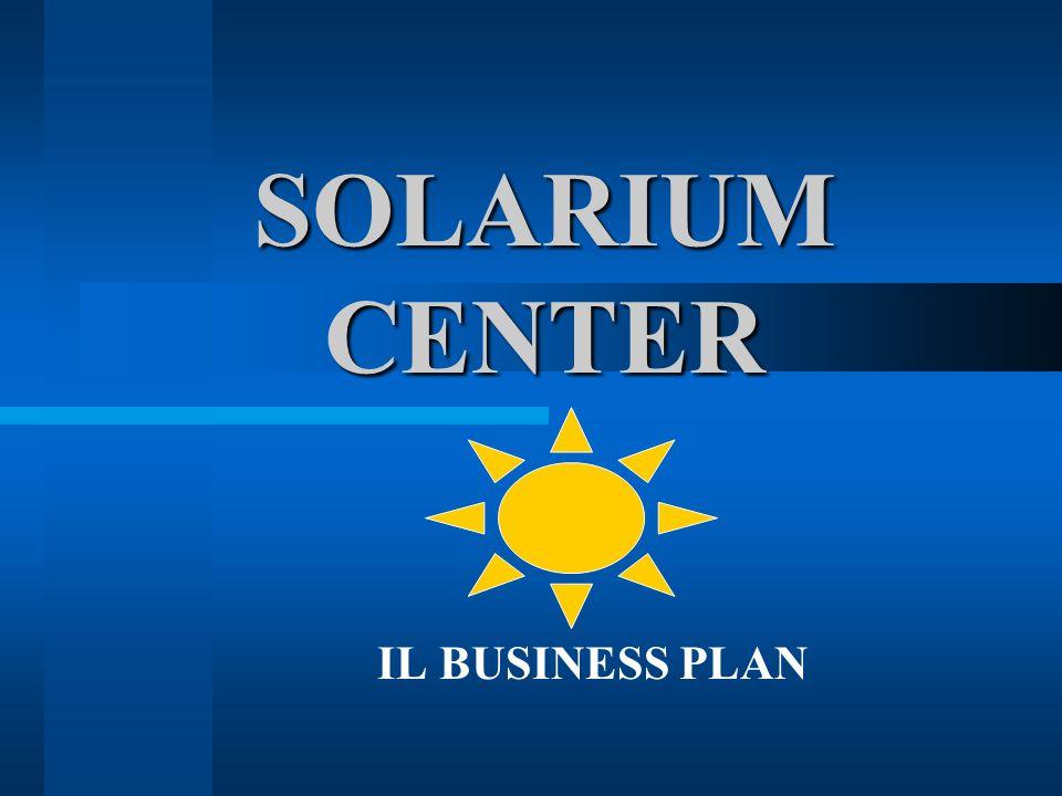 Presentazione dellidea Offerta di servizi per il benessere fisico ed estetico Lampada abbronzante trifacciale Doccia solare Sauna Trattamenti estetici Es.