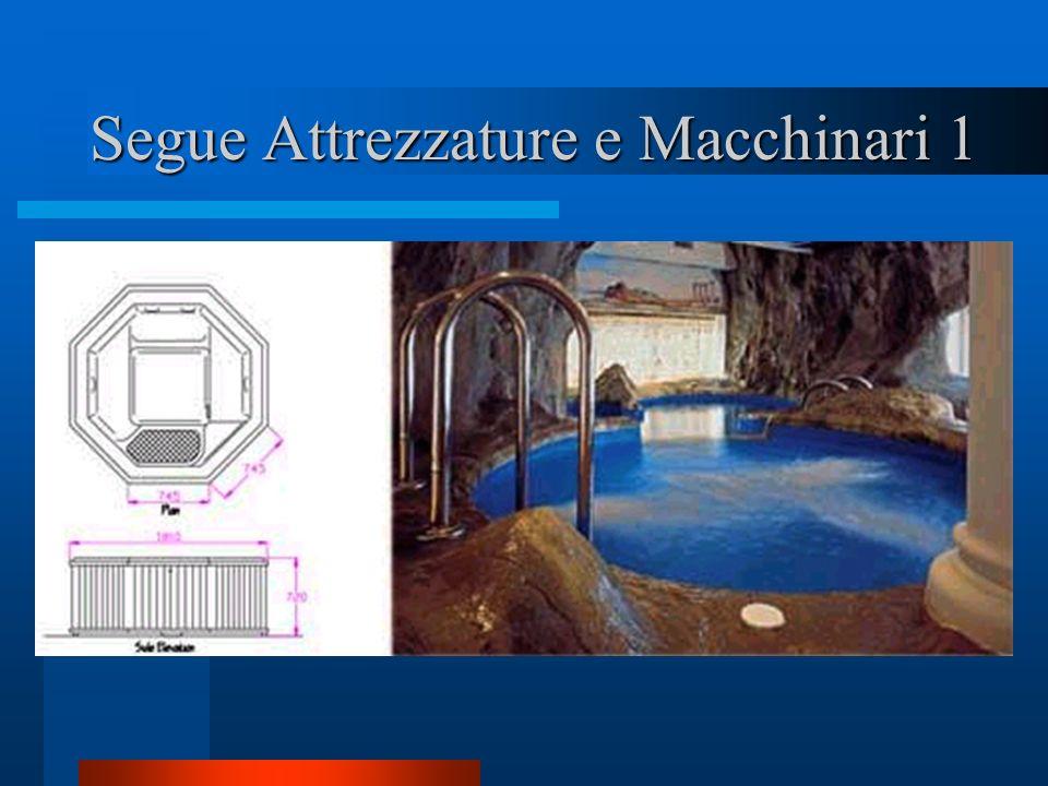 Attrezzature e macchinari 2 REPARTO ESTETICA Macchine per la pulizia del viso Macchine per riscaldare la ceretta Attrezzature per manicure,pedicure Trucchi