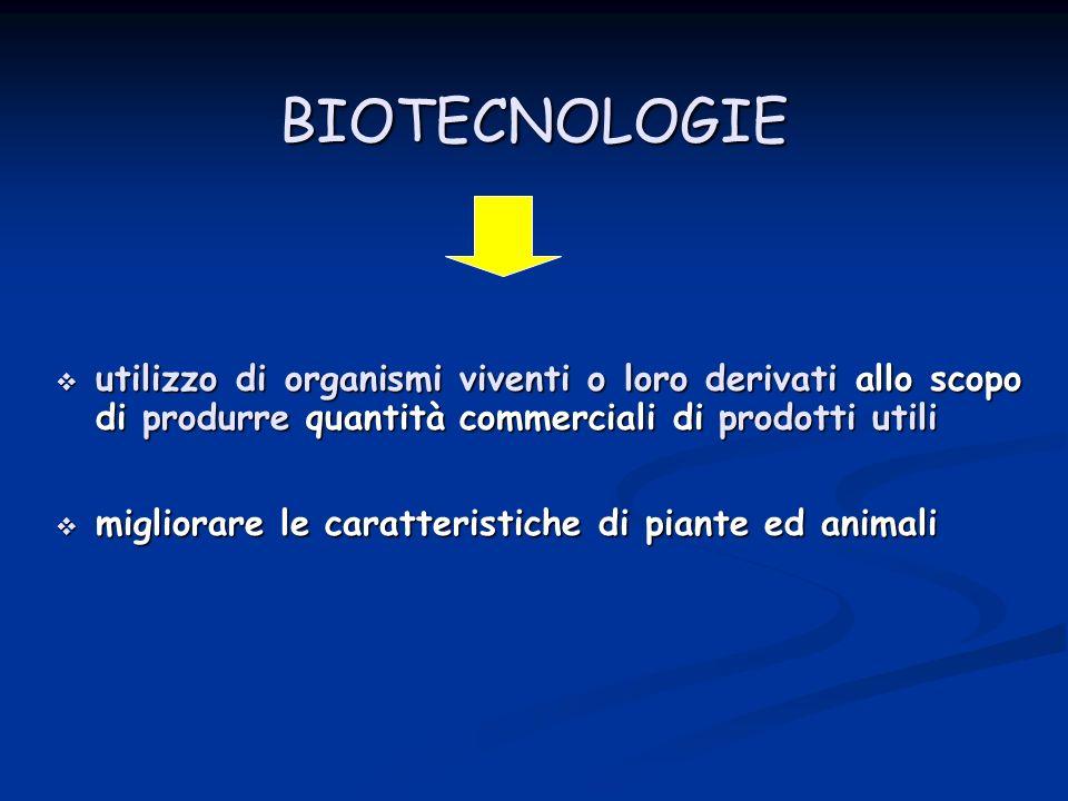 Tecniche biochimiche