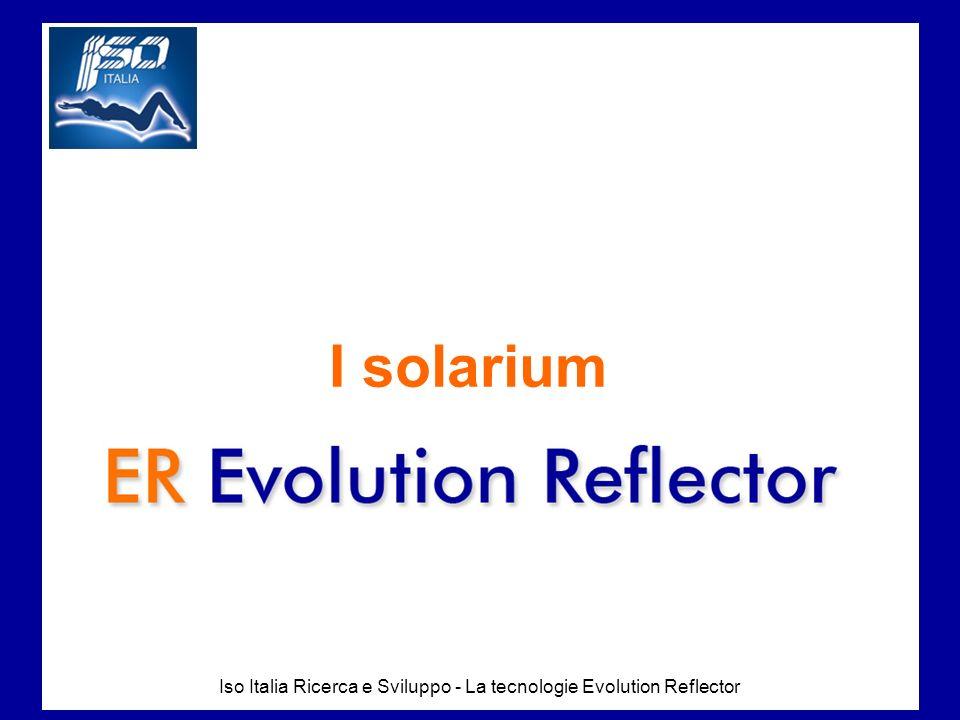 Iso Italia Ricerca e Sviluppo - La tecnologie Evolution Reflector Misurazioni a confronto su asse verticale ed orizzontale