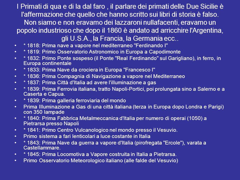 * 1848: Primo esperimento di illuminazione a luce elettrica d Italia a Lecce, per opera di mons.