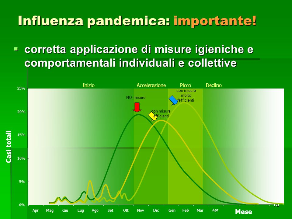 13 Influenza pandemica: importante.