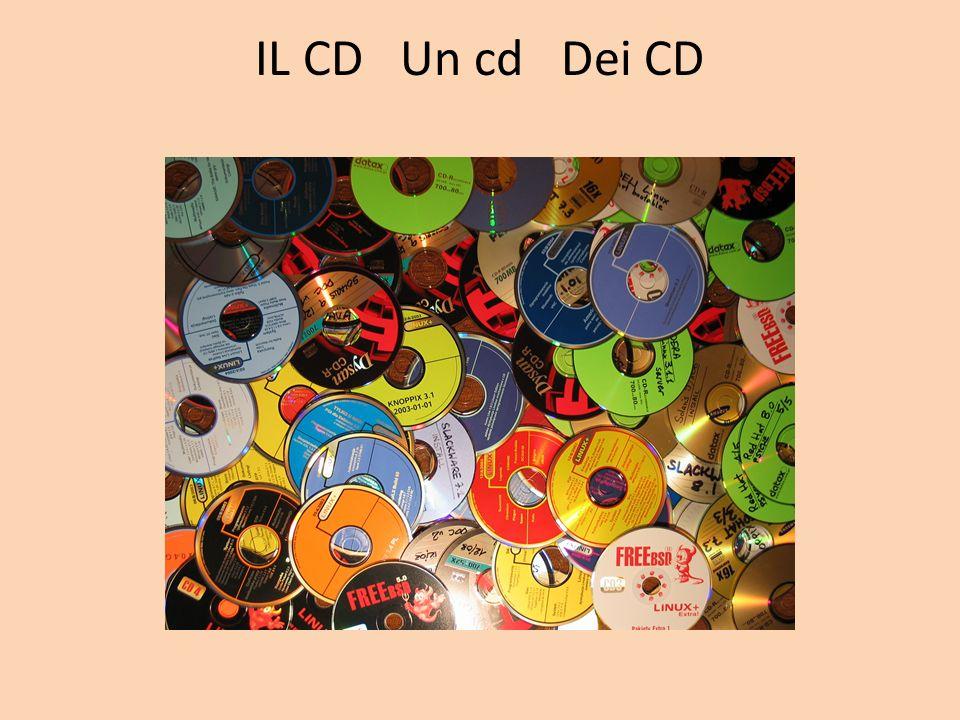 IL CD Un cd Dei CD