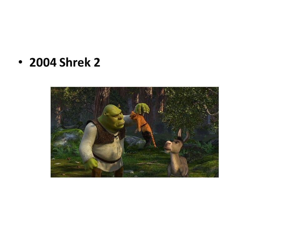 2004 Shrek 2