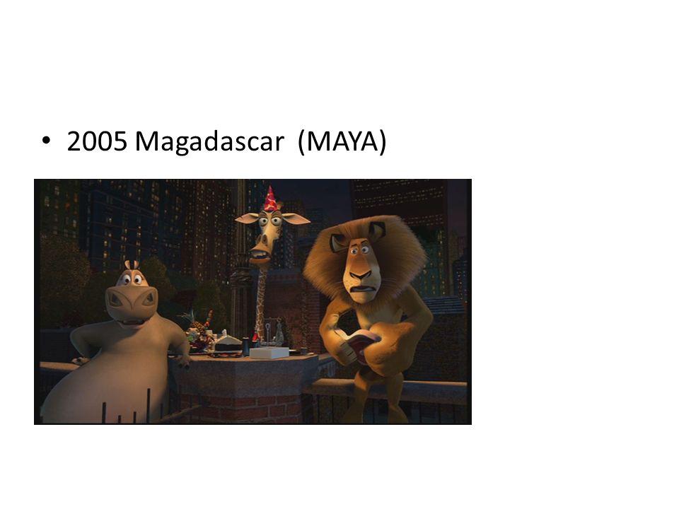 2005 Magadascar (MAYA)