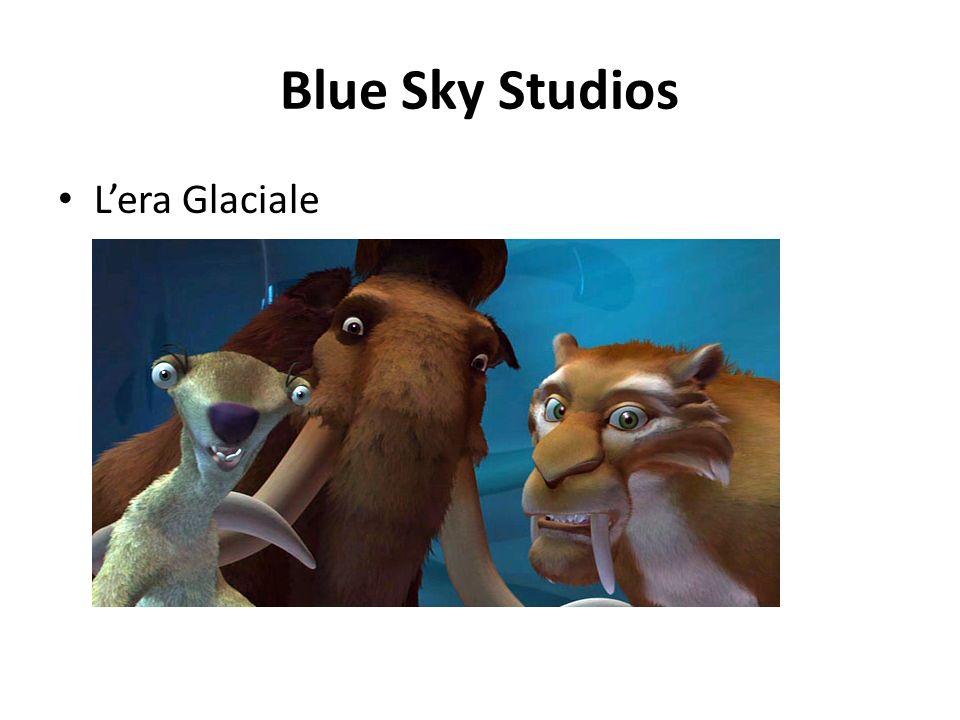 Blue Sky Studios Lera Glaciale