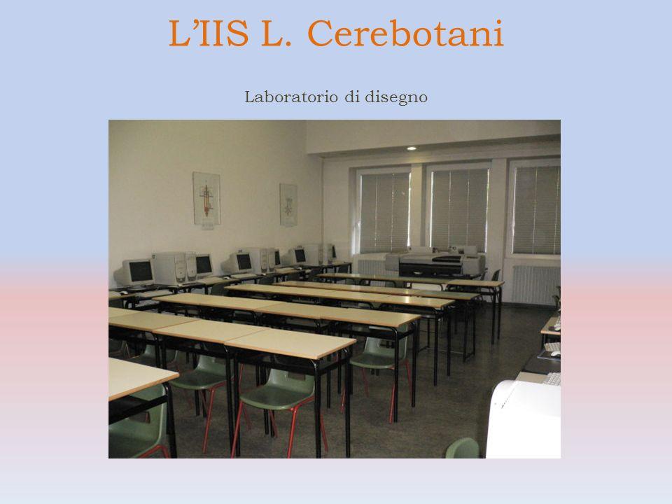 LIIS L. Cerebotani Laboratorio di fisica