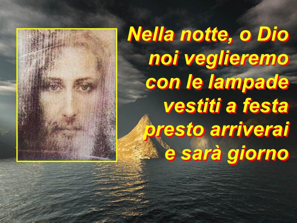 Spirito del Padre vieni a vivere in noi alleluia canteremo per le strade della vita vieni, Padre dei poveri vieni, luce splendida Spirito del Padre vieni a vivere in noi alleluia canteremo per le strade della vita vieni, Padre dei poveri vieni, luce splendida