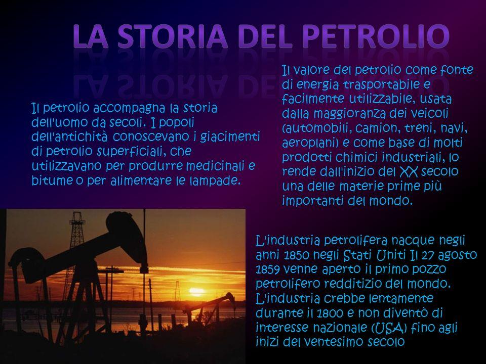 La presenza dell industria petrolifera ha significativi impatti sociali e ambientali, da incidenti e da attività di routine come l esplorazione sismica, perforazioni e scarti inquinanti.