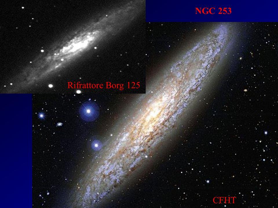 Conoscenza delle tecniche di osservazione A causa della debolezza e della lontananza degli oggetti celesti, la loro osservazione non è agevole.
