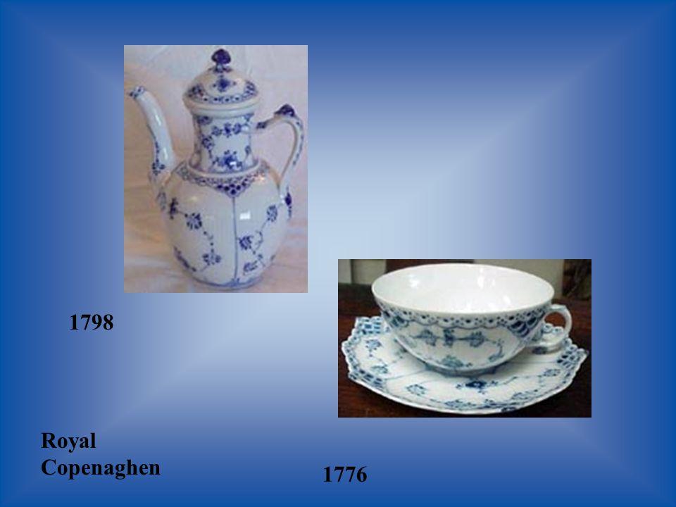1776 1798 Royal Copenaghen