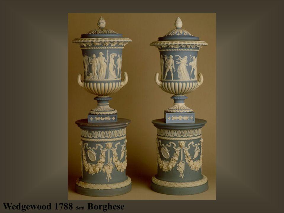 Wedgewood 1788 detti Borghese