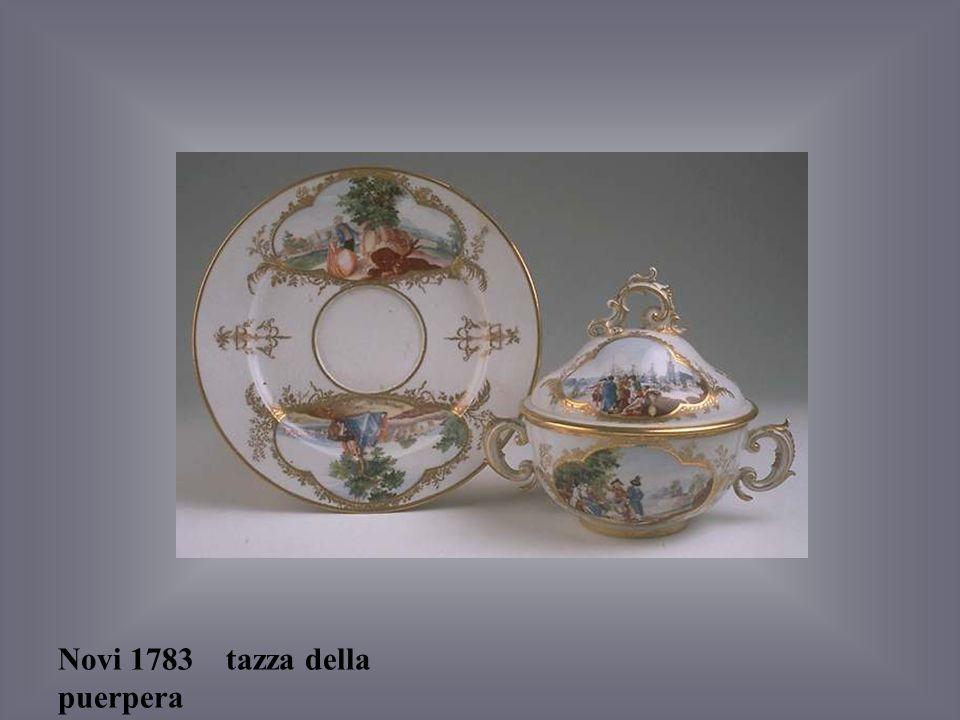 Novi 1783 tazza della puerpera