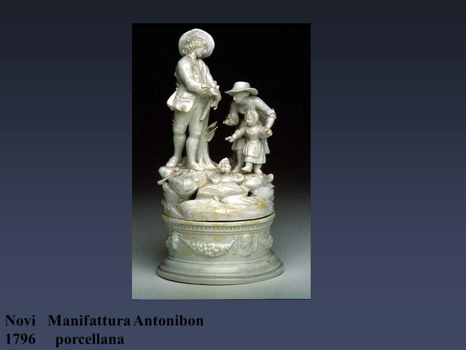 Novi Manifattura Antonibon 1796 porcellana