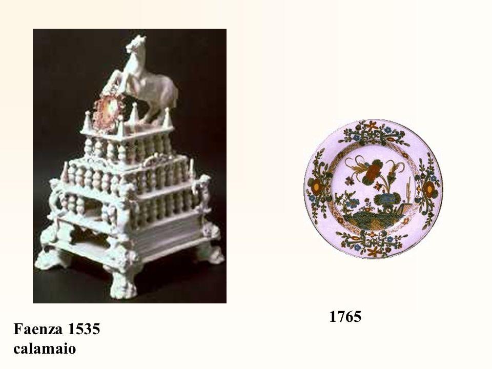 Faenza 1535 calamaio 1765