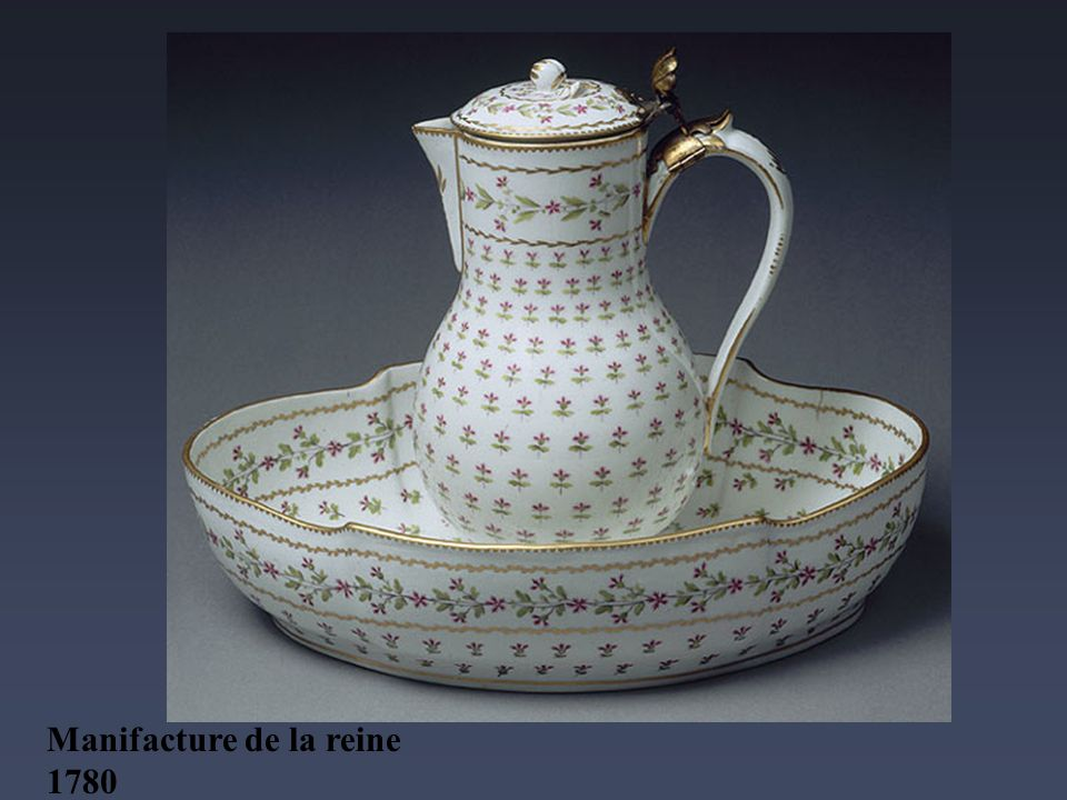 Manifacture de la reine 1780