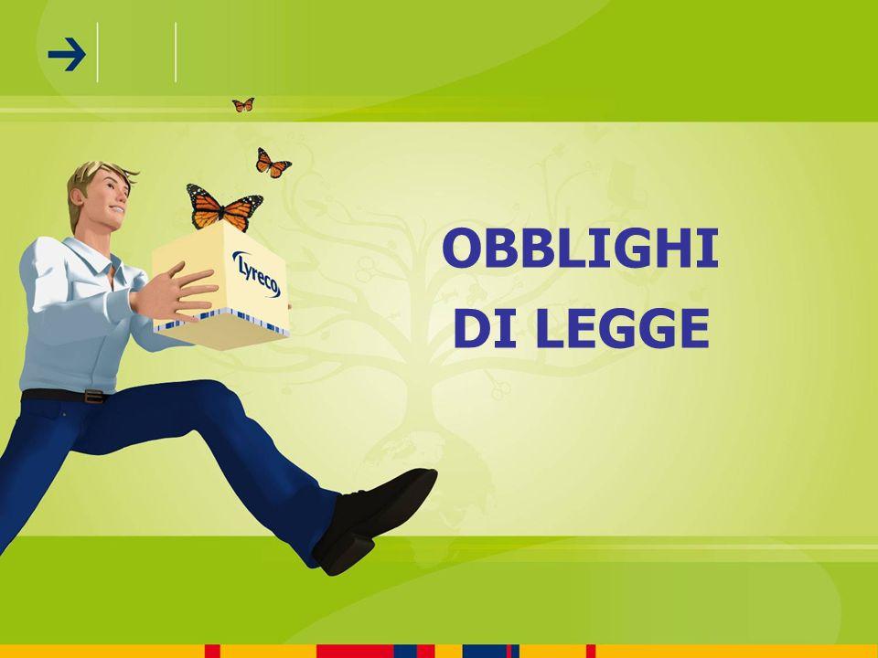 OBBLIGHI DI LEGGE
