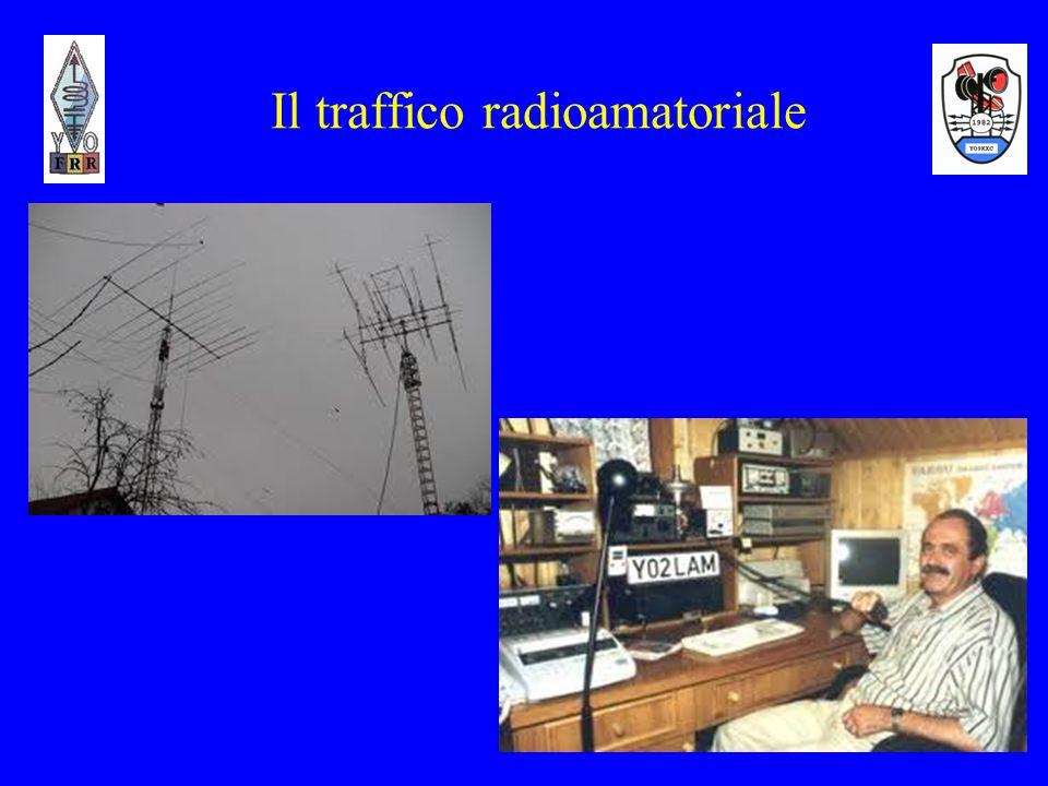 14 Il traffico radioamatoriale