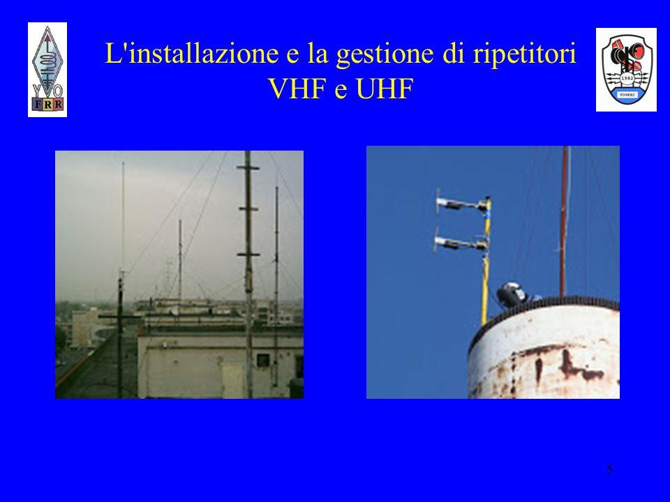 6 Partecipazione a concorsi nazionali VHF, UHF e SHF -FRR organizza Campionato Nazionale annuale VHF, UHF e SHF e radioclub affiliati 3(tre) concorsi nazionali;