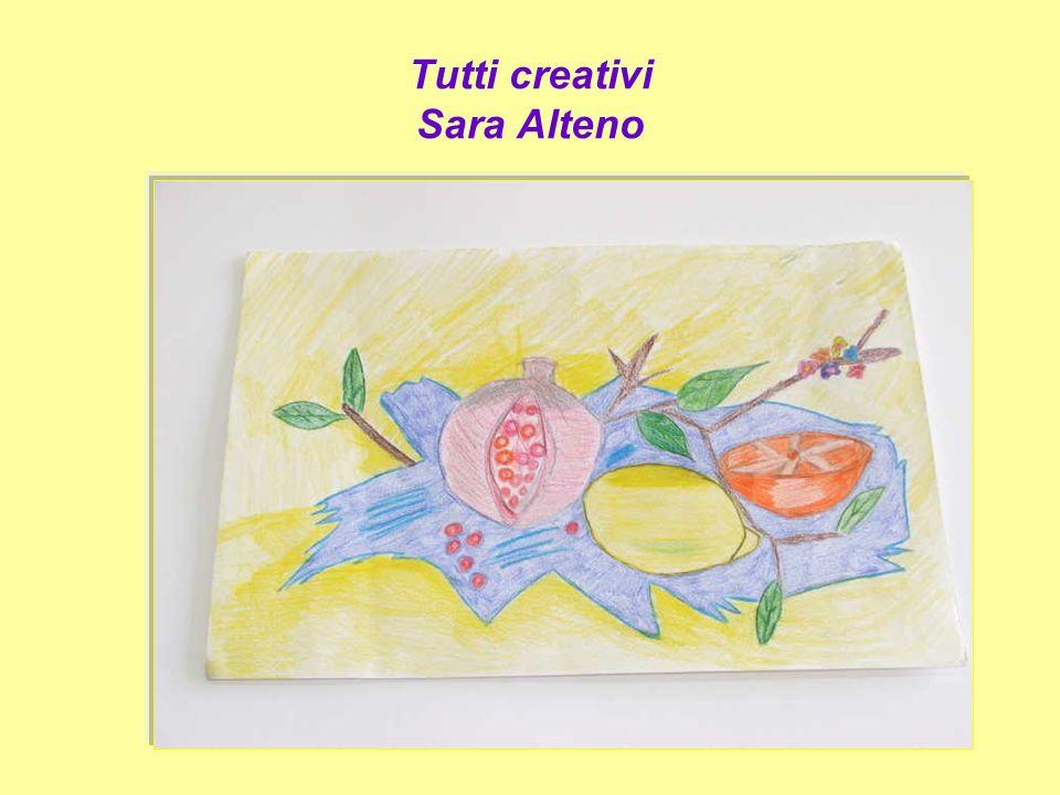 Tutti creativi Francesco Di Maria