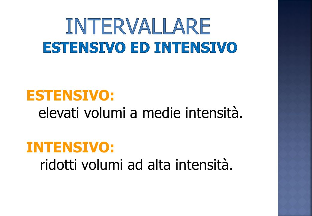 1) in ipertrofia perché nella fase di lavoro il cuore lavora in pressione 2) in volume perché nella fase di recupero avviene una dilatazione delle cav