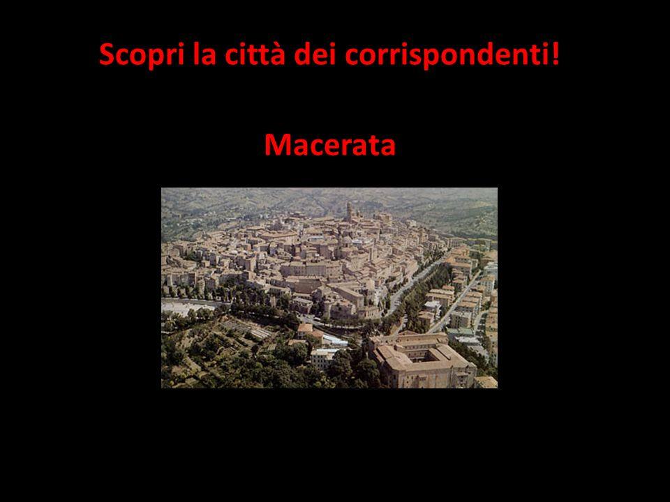 Macerata ha una squadra molto importante nel campionato italiano di pallavolo: si chiama LUBE Macerata
