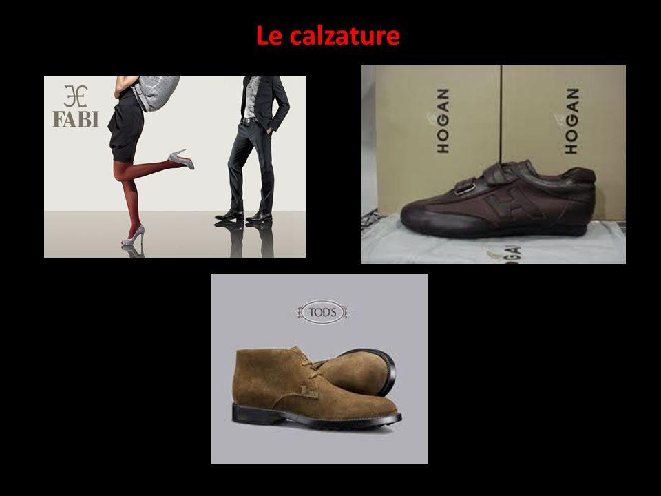 Le calzature