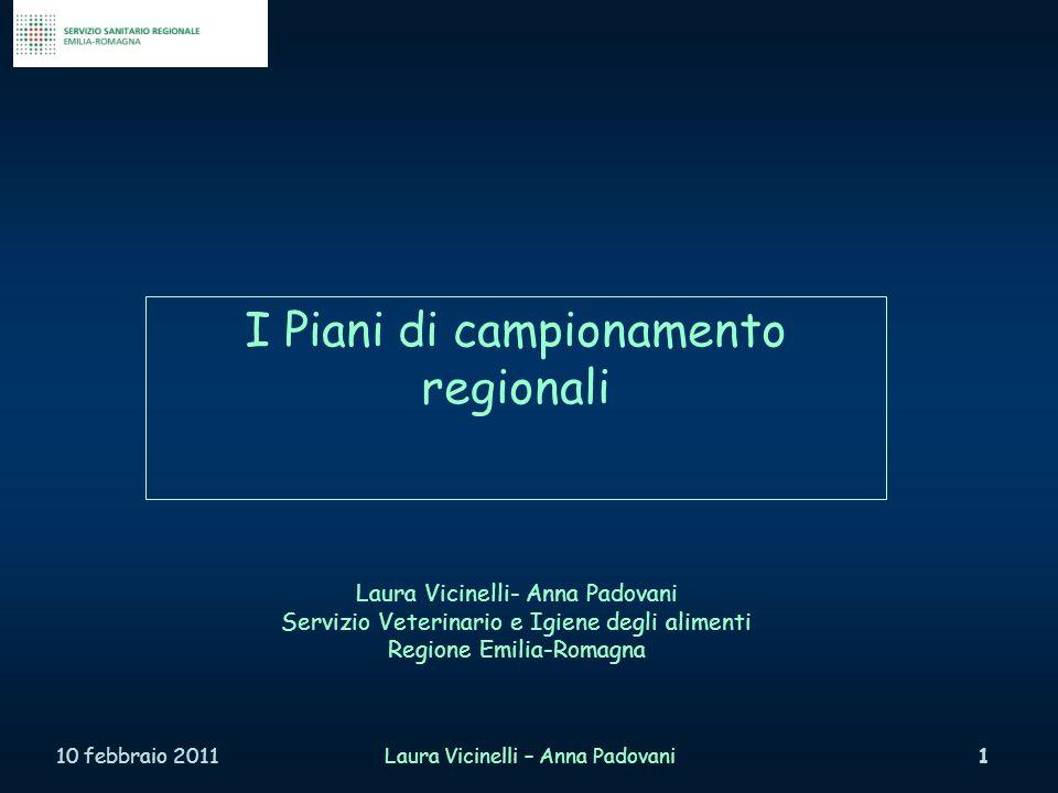10 febbraio 2011Laura Vicinelli – Anna Padovani12 Realizzazione del piano - SIAN