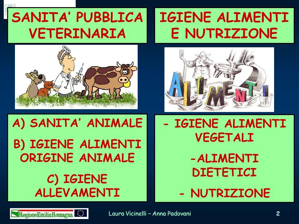 10 febbraio 2011Laura Vicinelli – Anna Padovani3 IL CONTROLLO UFFICIALE