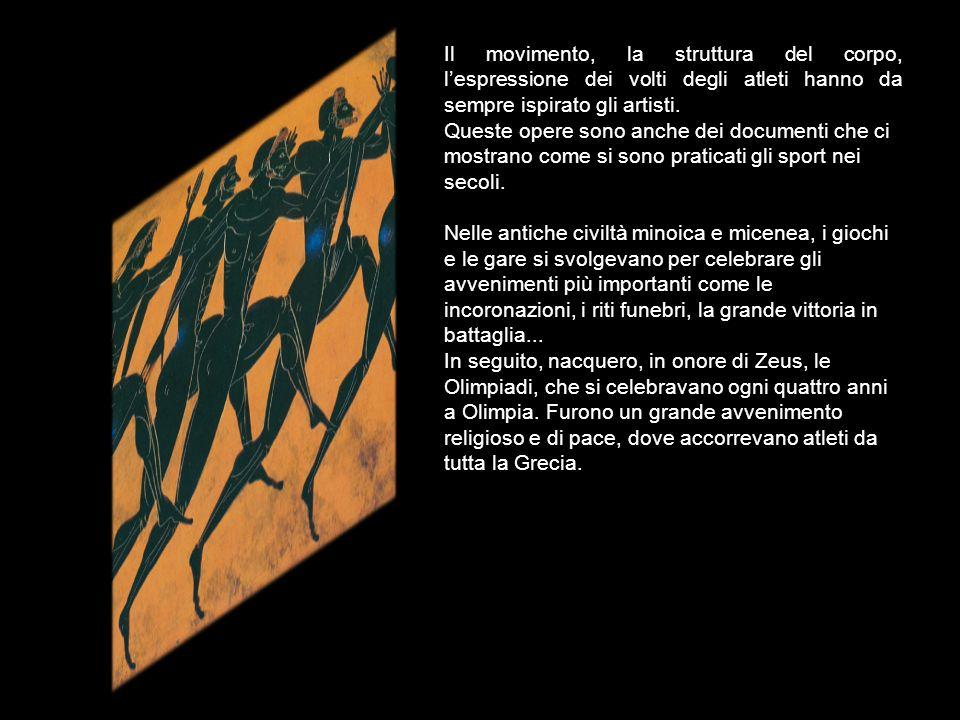 Per onorare lamico Patroclo, morto per mano di Ettore, Achille indice i giochi funebri nel campo acheo.