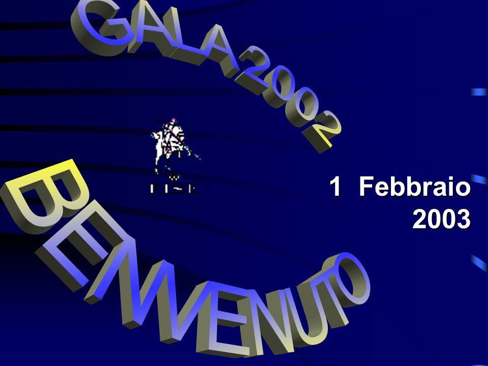 1 Febbraio 2003