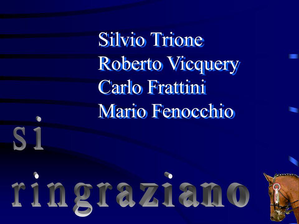 Silvio Trione Roberto Vicquery Carlo Frattini Mario Fenocchio Silvio Trione Roberto Vicquery Carlo Frattini Mario Fenocchio