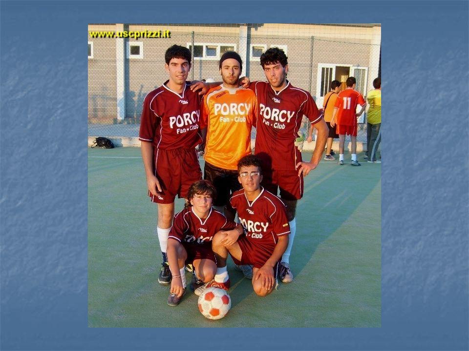 PORCY FAN CLUB Macaluso Giorgio - Macaluso Filippo - Lupo Andrea Macaluso Giuseppe - Blanda Davide Collura Francesco - D'Angelo Salvatore
