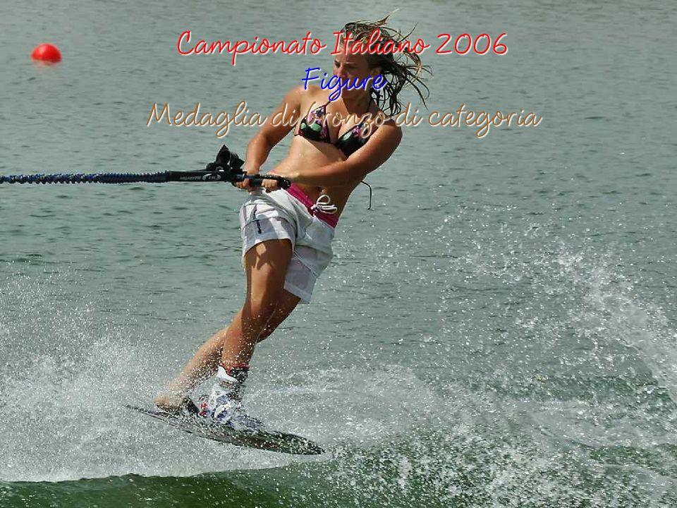 Campionato Italiano 2006 Salto Medaglia dargento di categoria