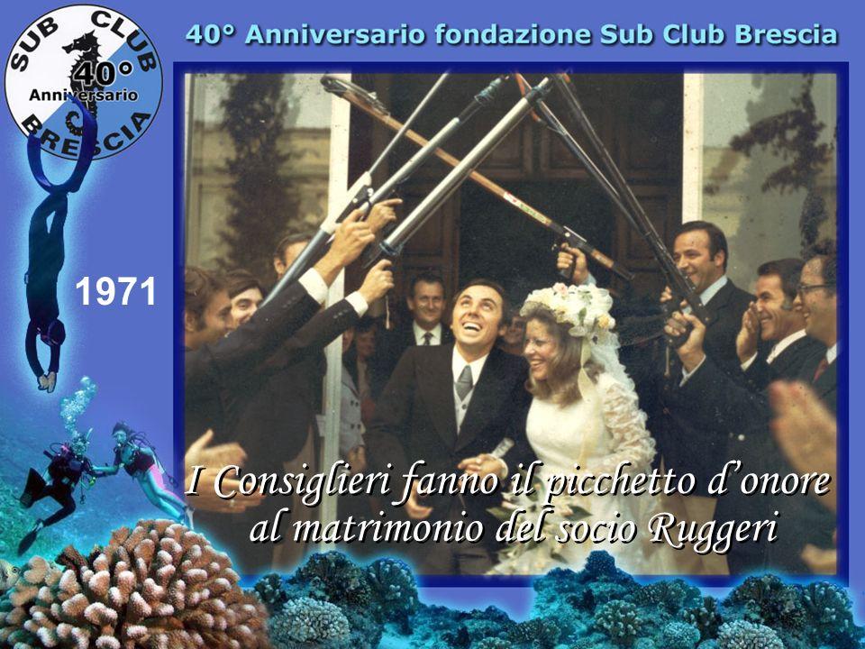 1971 Gara di pesca alla pesatura … Grassi Valerio Casnigo Severino Zenoglio Roberto e signora