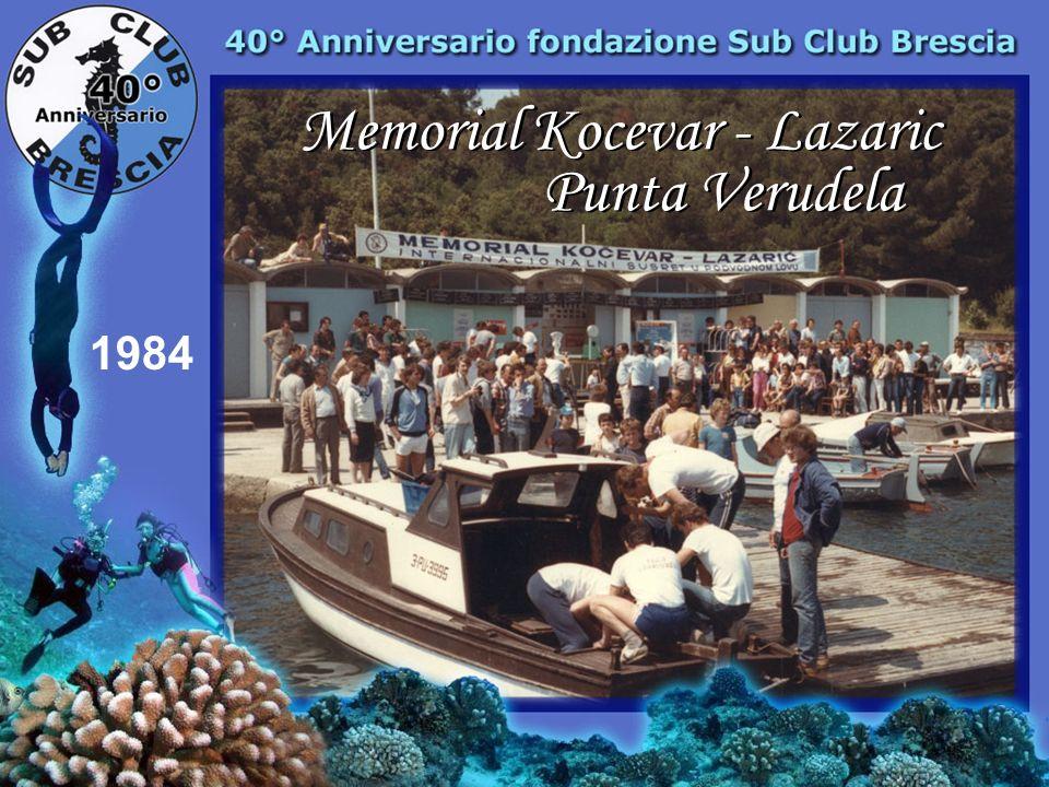 1983 in memoria a Luomo delfino Jacques Mayol al Sub Club