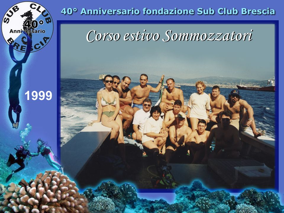 1999 Capocaccia