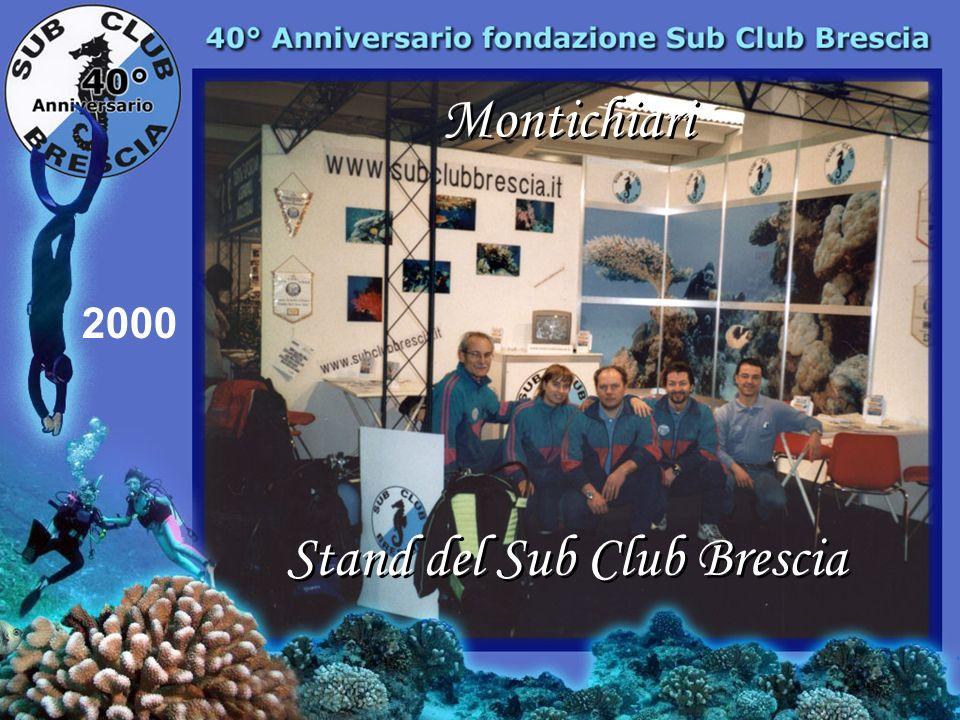 1999 Corso estivo Sommozzatori