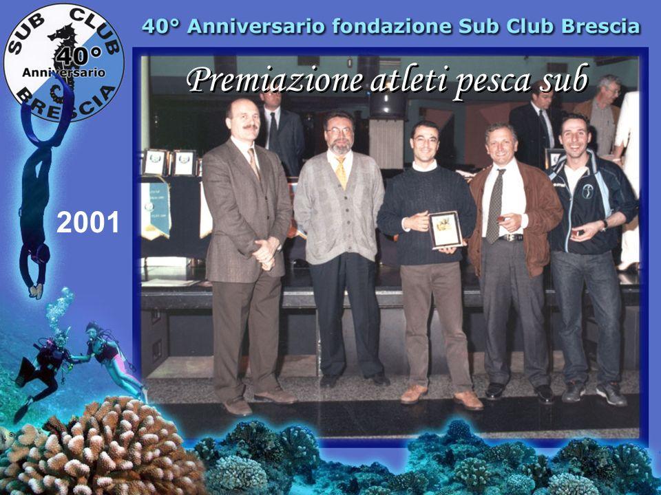 2000 Montichiari Stand del Sub Club Brescia